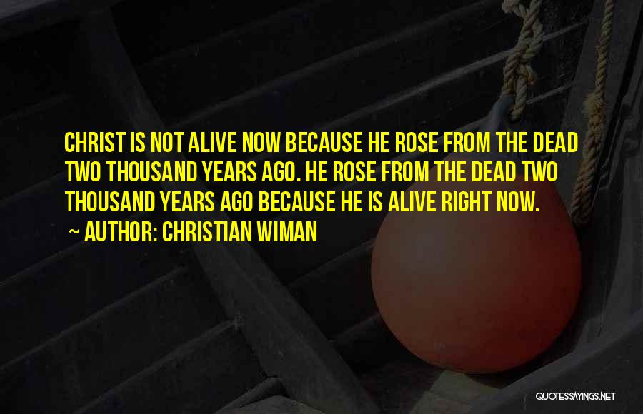 God Is Not Dead Quotes By Christian Wiman