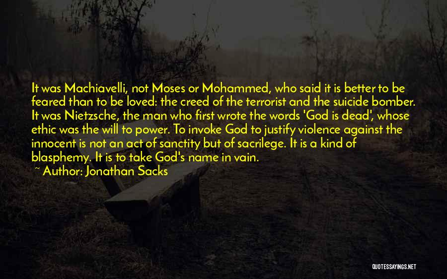 God Is Not Dead Quotes By Jonathan Sacks