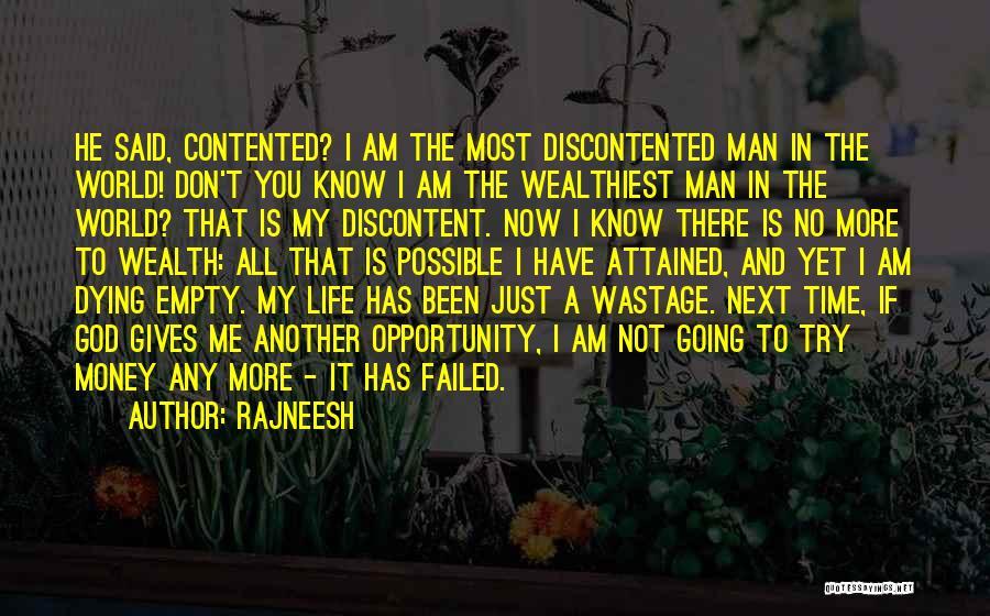 God Know Me Quotes By Rajneesh