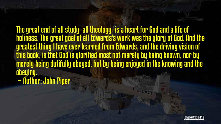 God Knowing Your Heart Quotes By John Piper