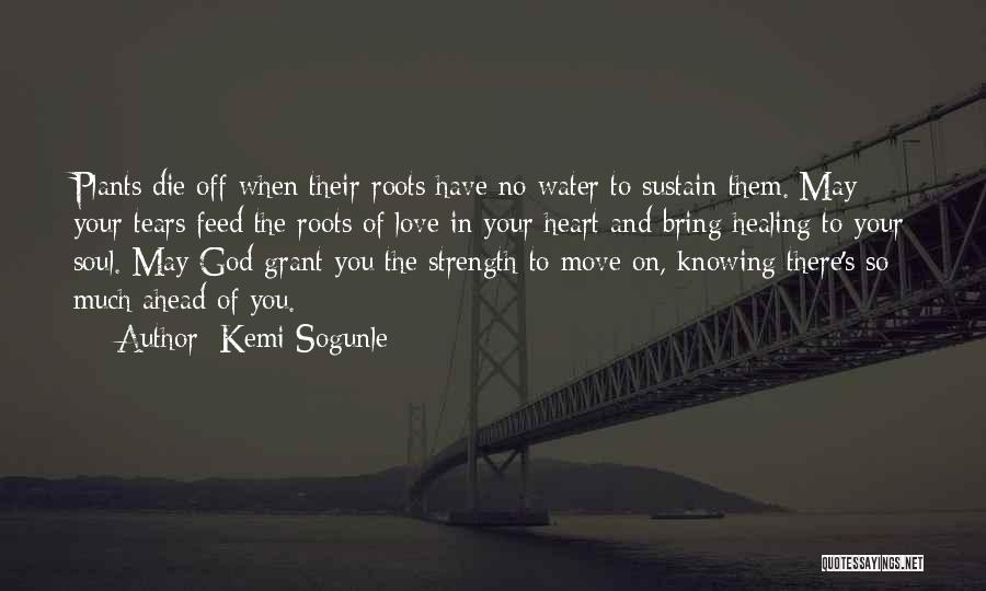 God Knowing Your Heart Quotes By Kemi Sogunle