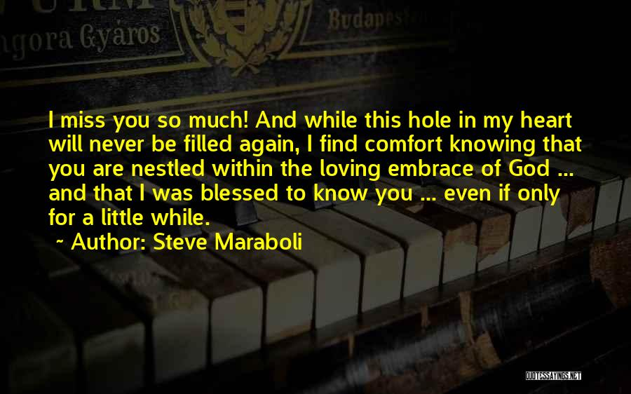 God Knowing Your Heart Quotes By Steve Maraboli