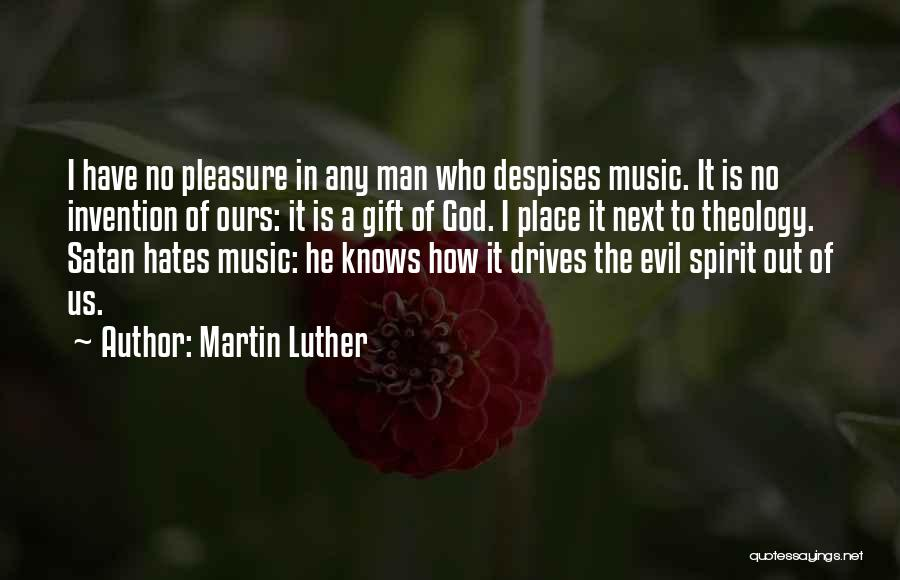God Knows The Best For Us Quotes By Martin Luther