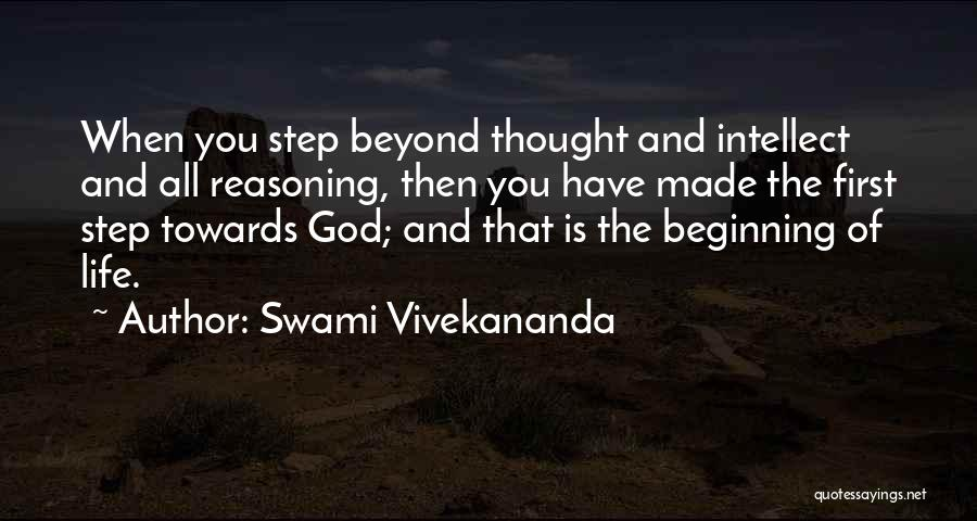 God Made Life Quotes By Swami Vivekananda
