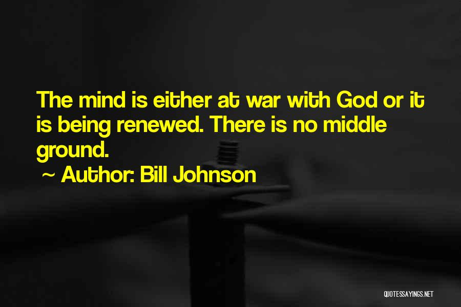 God Of War 4 Quotes By Bill Johnson