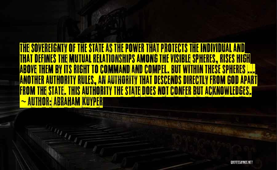 God Protects His Own Quotes By Abraham Kuyper