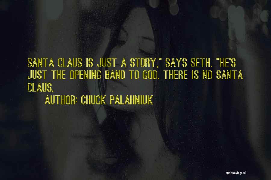 God Says No Quotes By Chuck Palahniuk