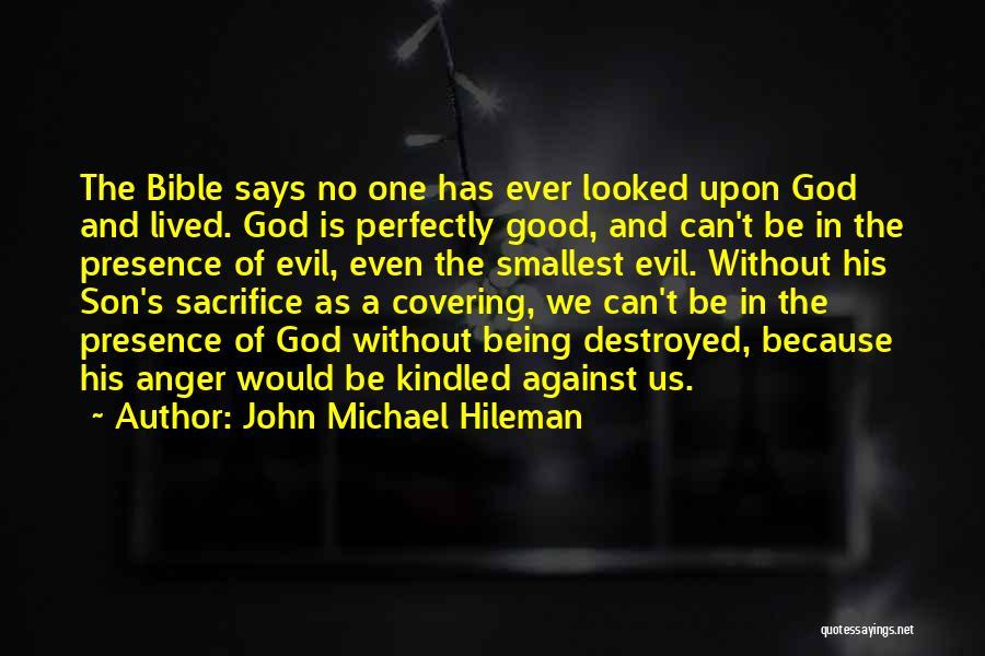 God Says No Quotes By John Michael Hileman