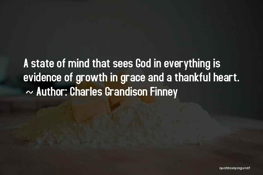 God Sees My Heart Quotes By Charles Grandison Finney