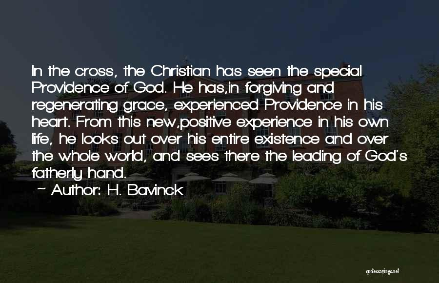 God Sees My Heart Quotes By H. Bavinck