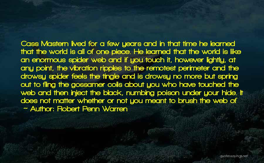 God Will Always Be There For Me Quotes By Robert Penn Warren