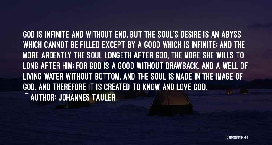 God Wills Quotes By Johannes Tauler