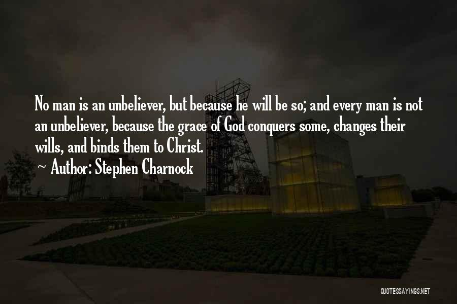 God Wills Quotes By Stephen Charnock