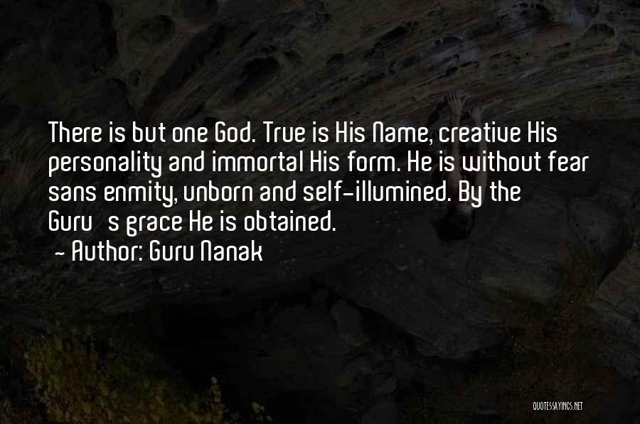 God Without Religion Quotes By Guru Nanak