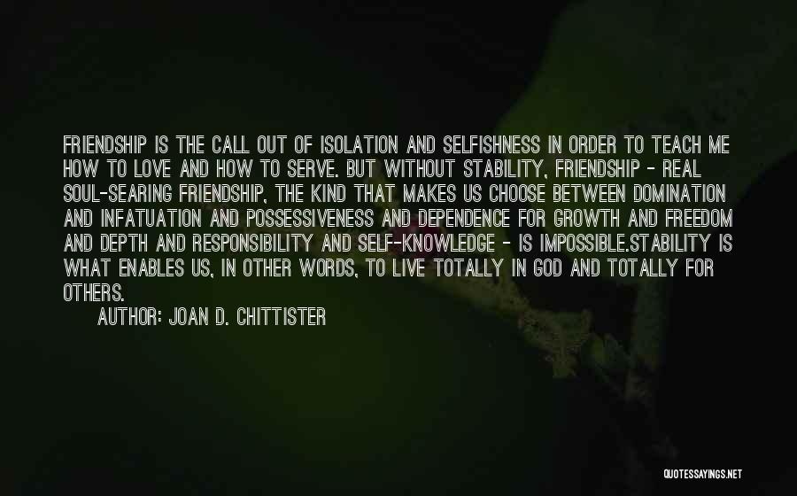 God Without Religion Quotes By Joan D. Chittister