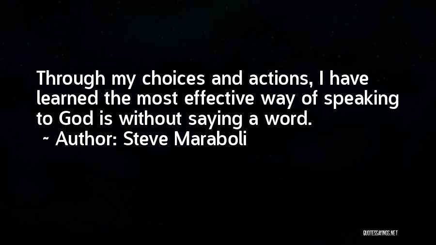 God Without Religion Quotes By Steve Maraboli