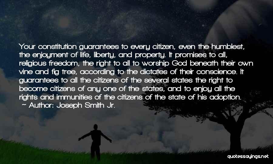 God Worship Quotes By Joseph Smith Jr.