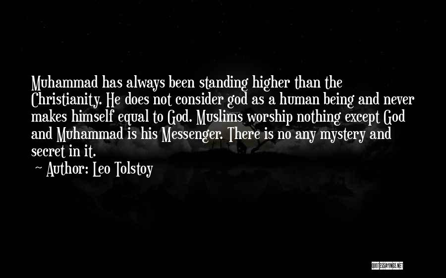 God Worship Quotes By Leo Tolstoy