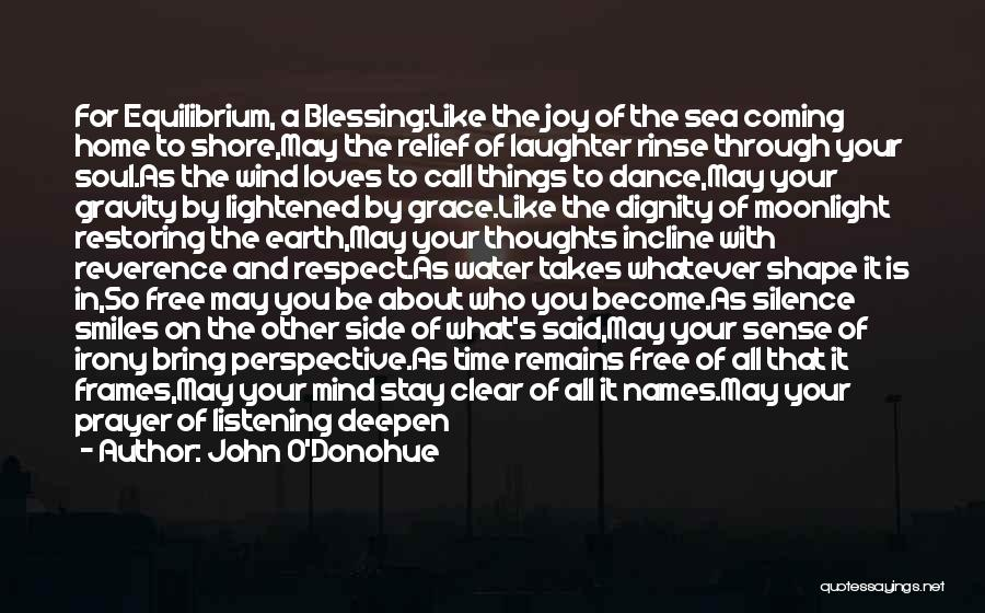 God's Blessings Quotes By John O'Donohue