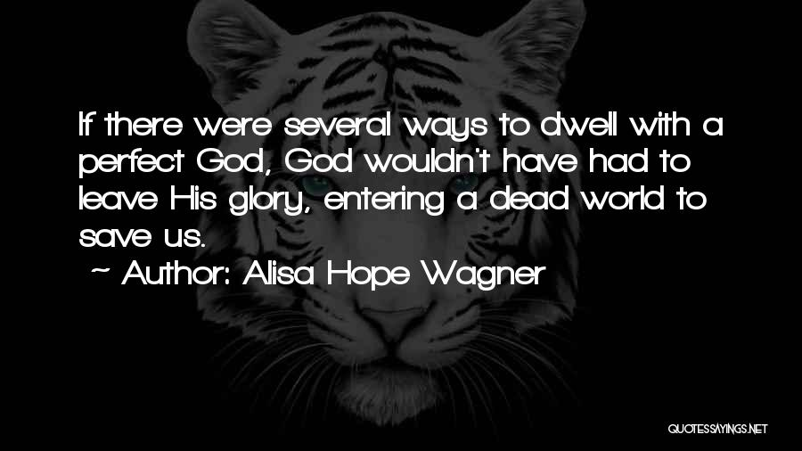 God's Ways Are Perfect Quotes By Alisa Hope Wagner