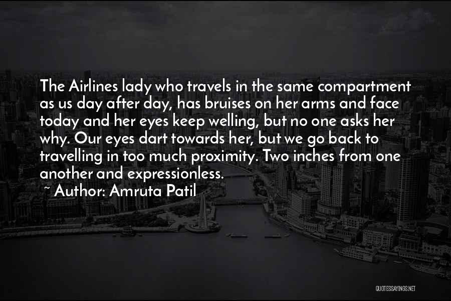 Going Back To Mumbai Quotes By Amruta Patil