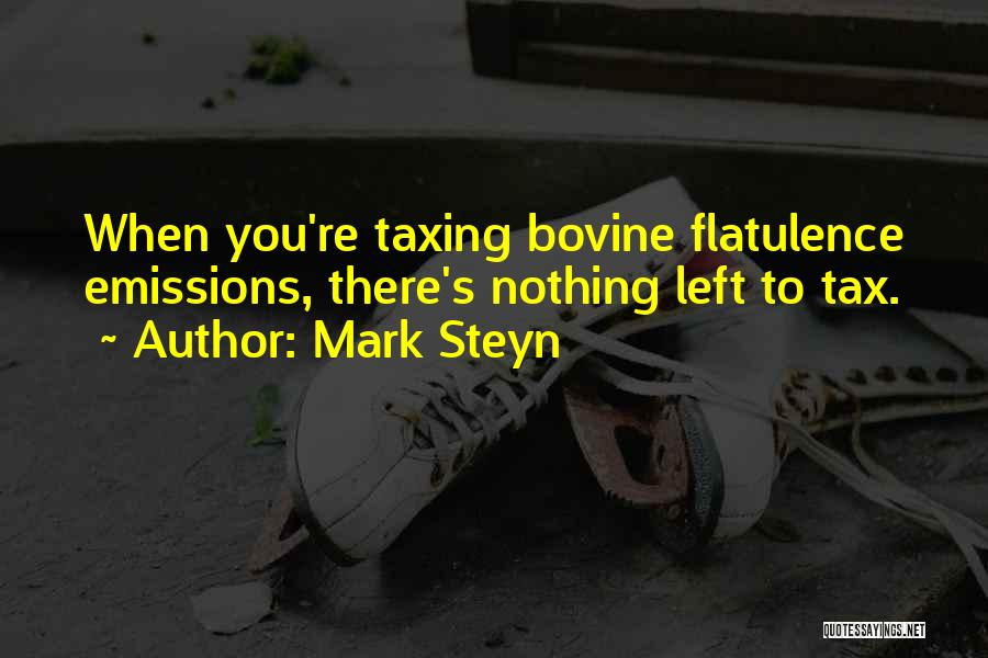 Going Bovine Quotes By Mark Steyn