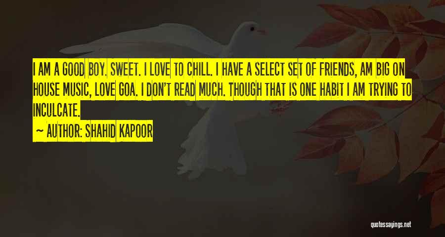 Going Goa Quotes By Shahid Kapoor