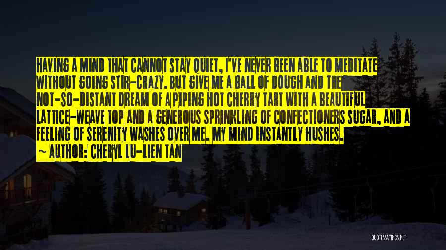 Going Over The Top Quotes By Cheryl Lu-Lien Tan