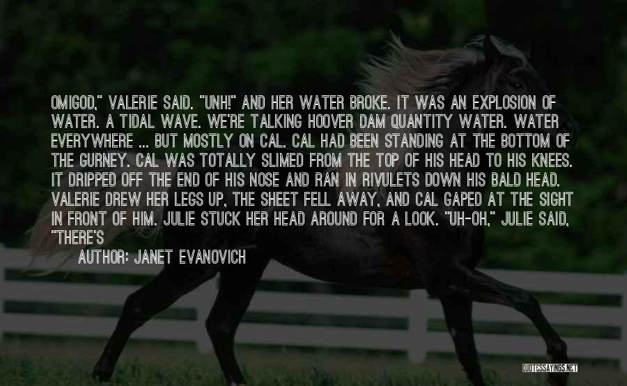 Going Over The Top Quotes By Janet Evanovich
