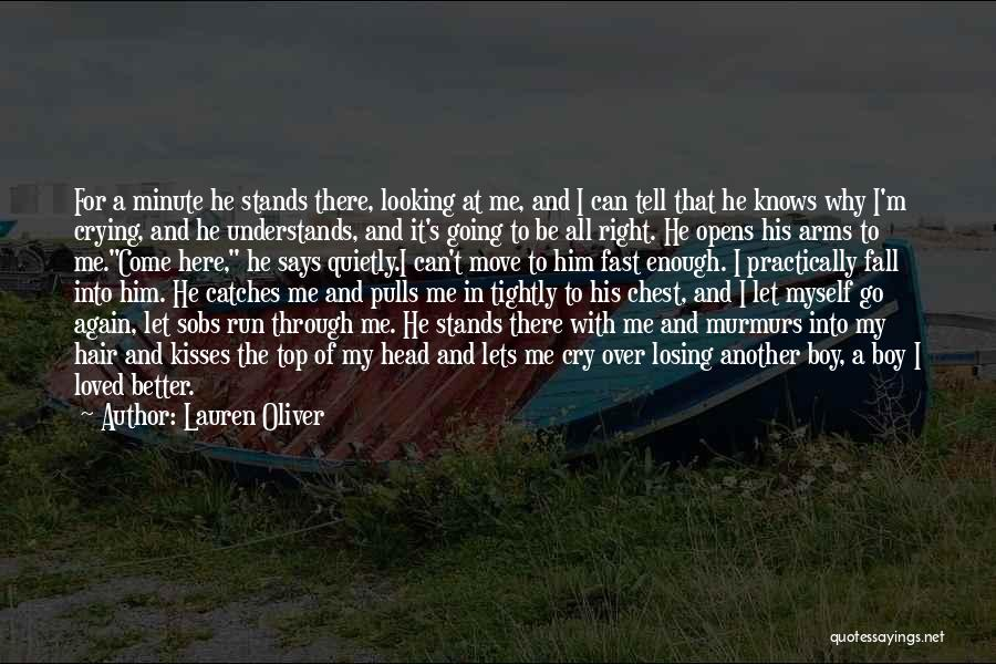 Going Over The Top Quotes By Lauren Oliver