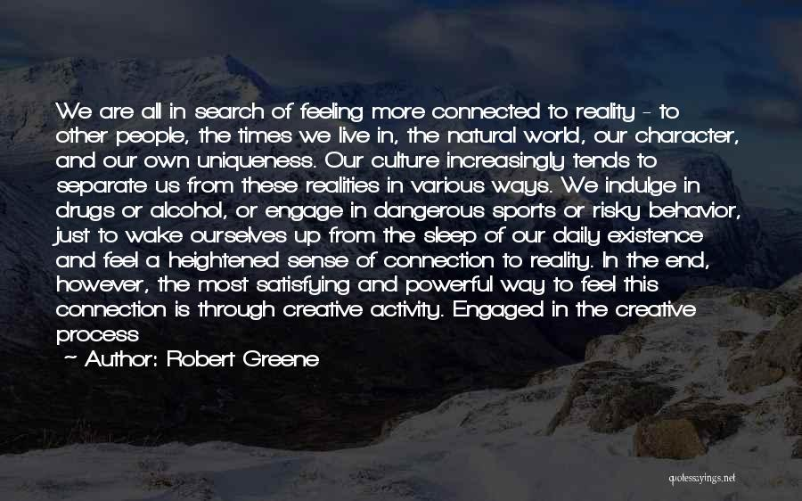 Going Separate Ways Quotes By Robert Greene
