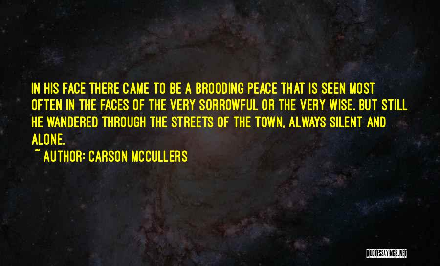 Going Through Life Alone Quotes By Carson McCullers