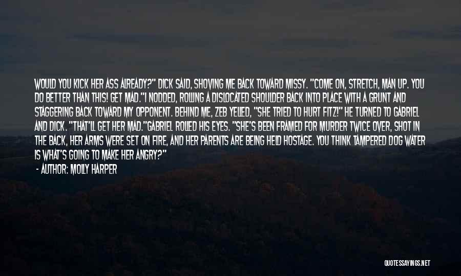 Going To A Better Place Quotes By Molly Harper