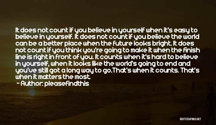 Going To A Better Place Quotes By Pleasefindthis