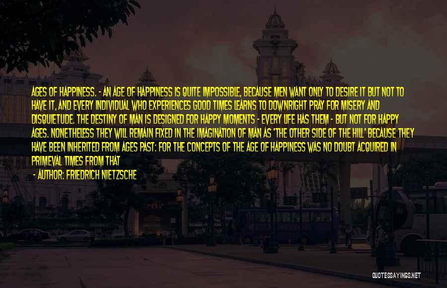 Going To Sleep Happy Quotes By Friedrich Nietzsche