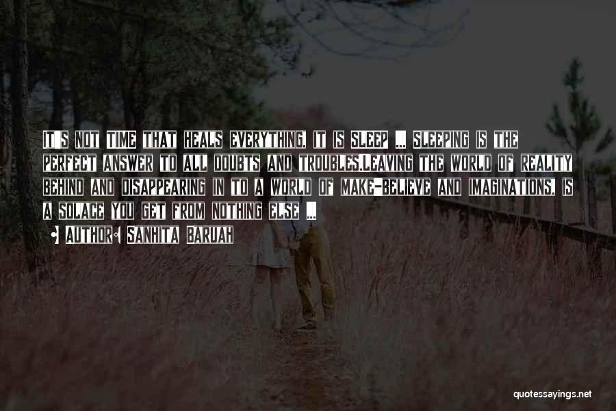 Going To Sleep Sad Quotes By Sanhita Baruah