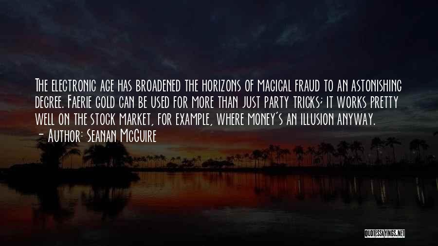 Gold Stock Market Quotes By Seanan McGuire