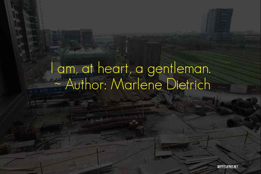 Golden Age Of Hollywood Quotes By Marlene Dietrich