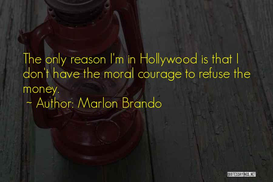 Golden Age Of Hollywood Quotes By Marlon Brando