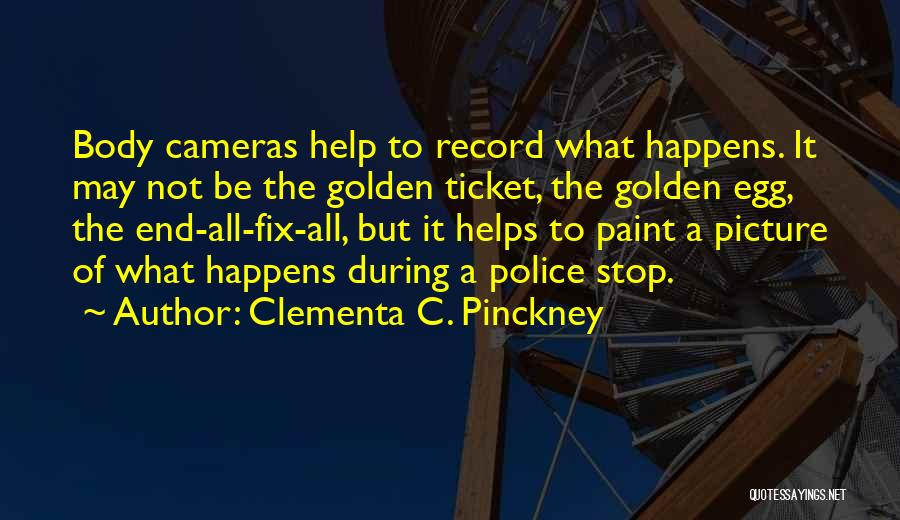 Golden Eggs Quotes By Clementa C. Pinckney