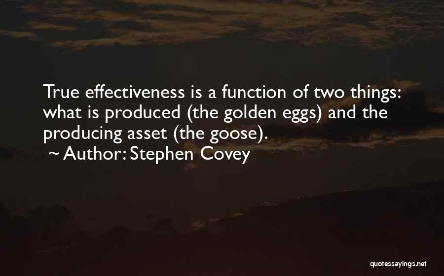 Golden Eggs Quotes By Stephen Covey