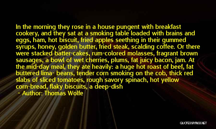 Golden Eggs Quotes By Thomas Wolfe