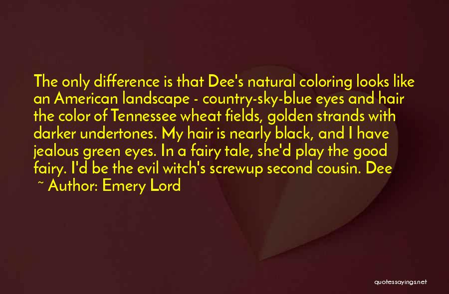 Golden Fields Quotes By Emery Lord