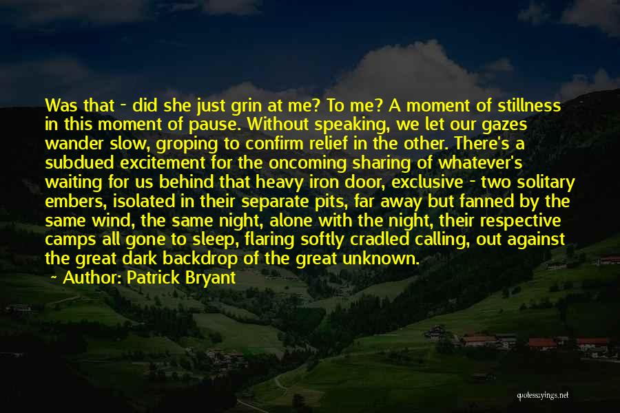 Gone With The Wind Quotes By Patrick Bryant