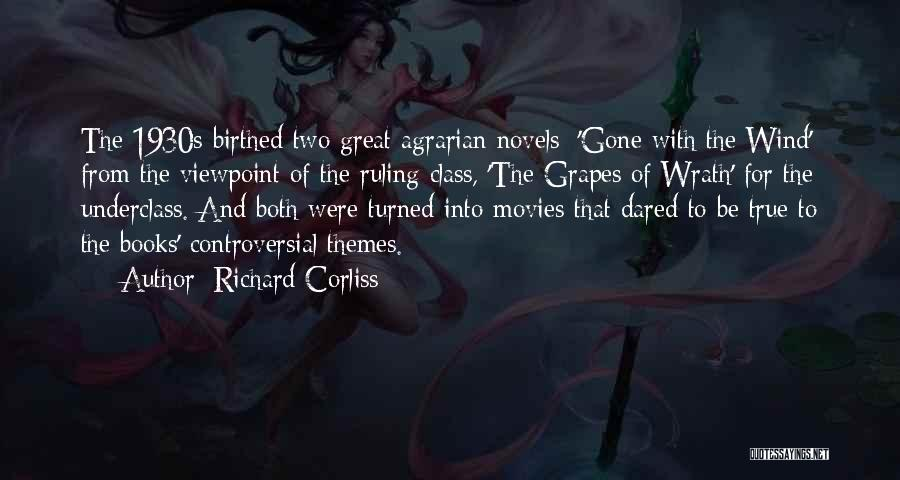 Gone With The Wind Quotes By Richard Corliss
