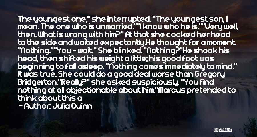 Good And True Friends Quotes By Julia Quinn