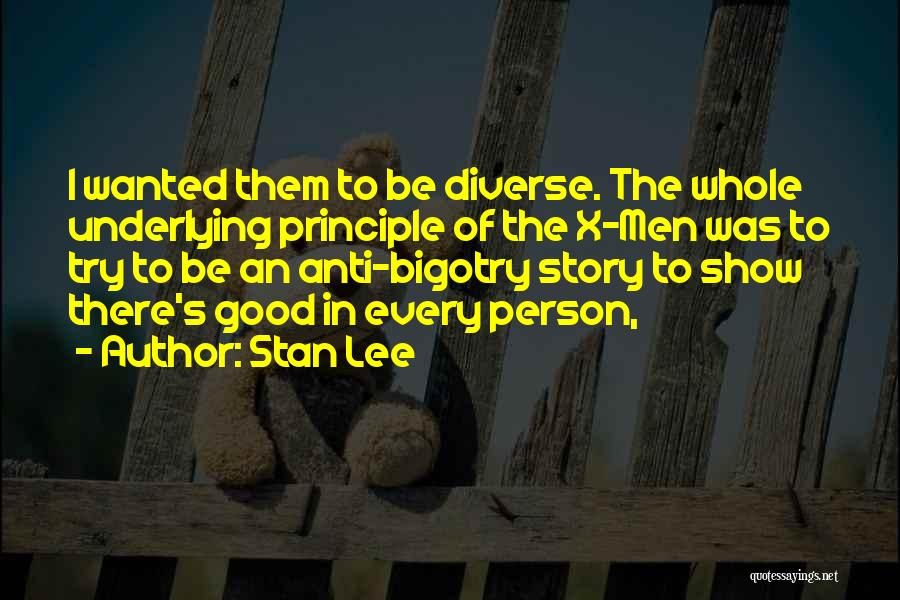 Good Anti-christian Quotes By Stan Lee