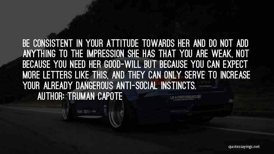 Good Anti-christian Quotes By Truman Capote