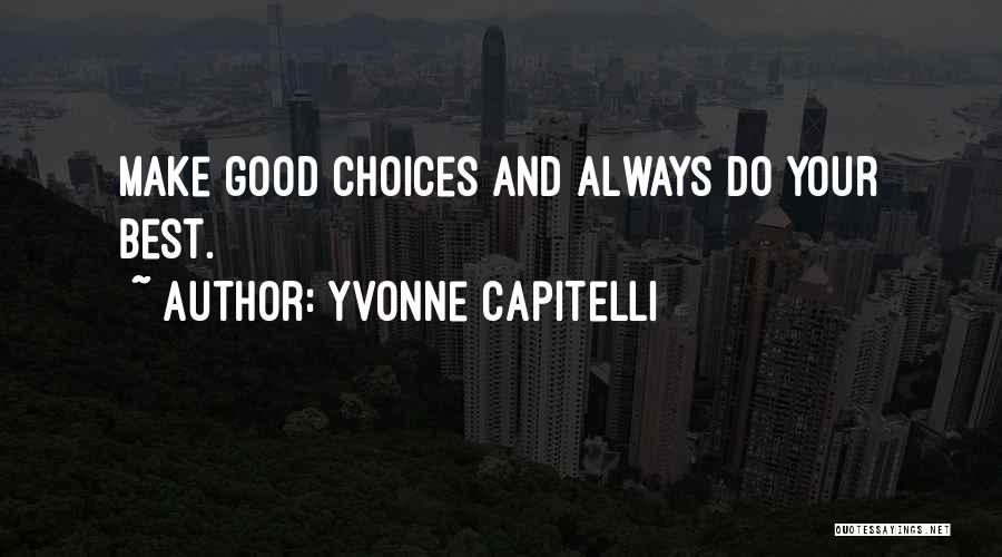 Good Anti-christian Quotes By Yvonne Capitelli