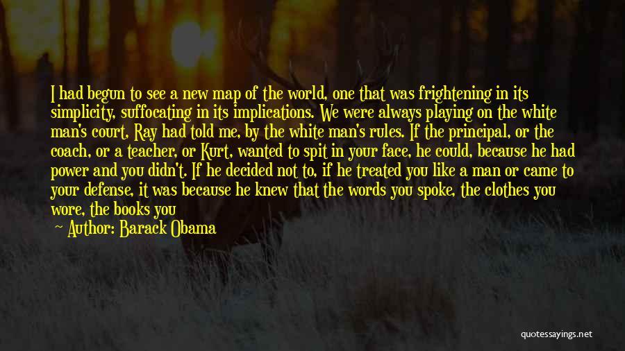 Good Black Man Quotes By Barack Obama